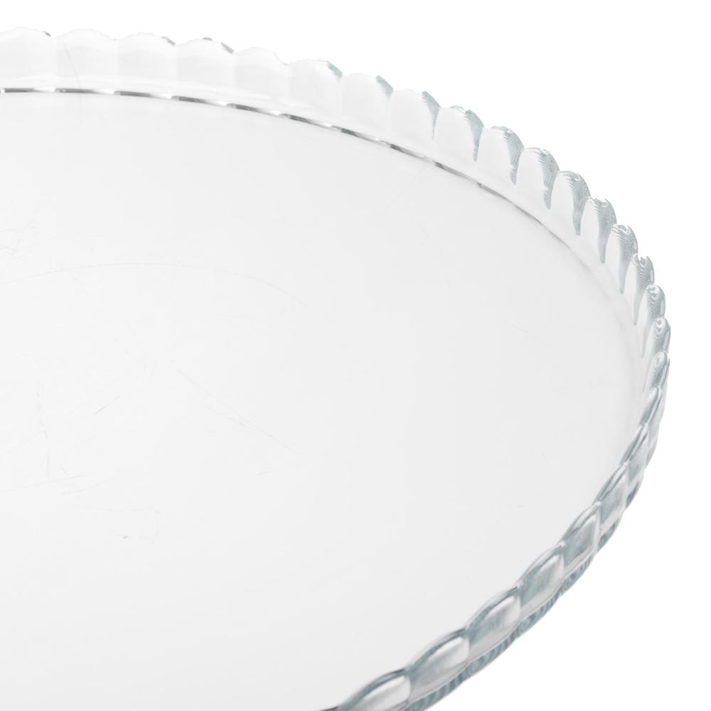 PASABAHCE Блюдо d32,2cм PATISSERIE, закаленное стекло, 10345B