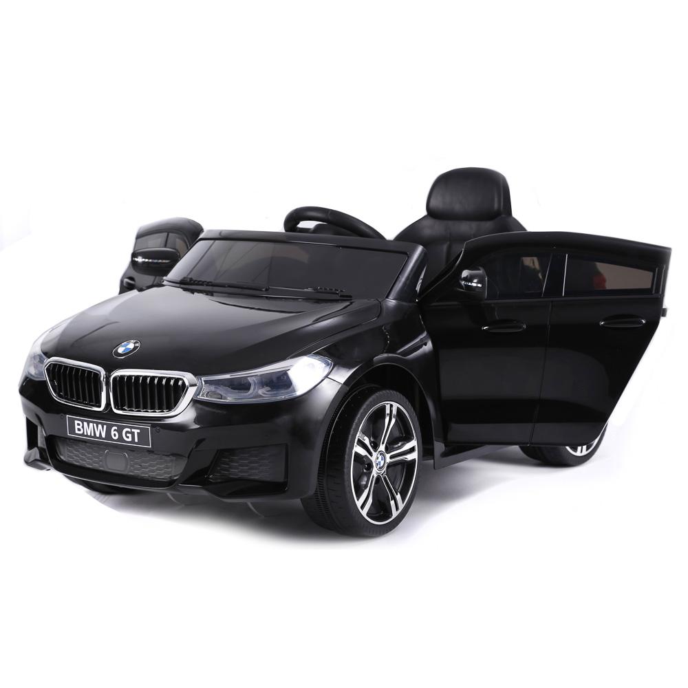 Электромобиль BMW GT, свет, звук, 2x6V4AH, PP, 106x64x51см