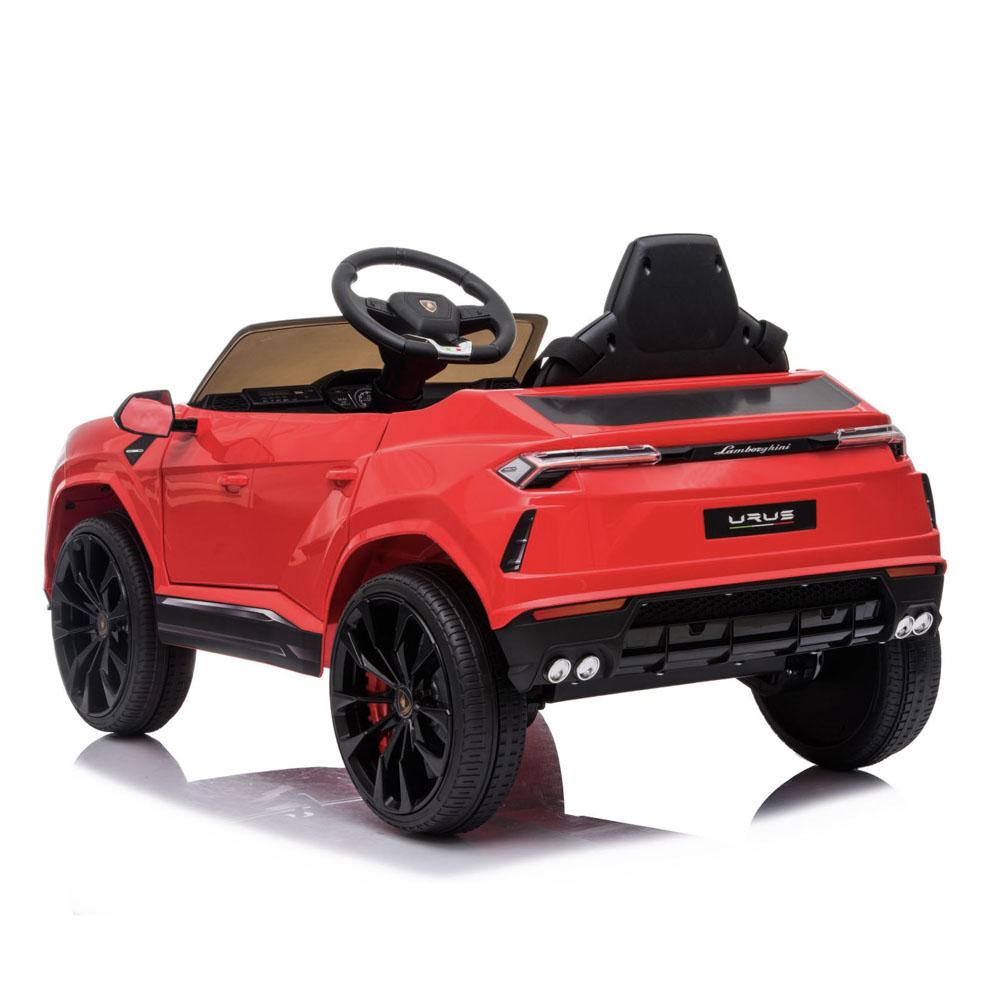 Электромобиль Lamborghini Urus, свет, звук, 12V4.5AH, PP, металл, 105х65х52см