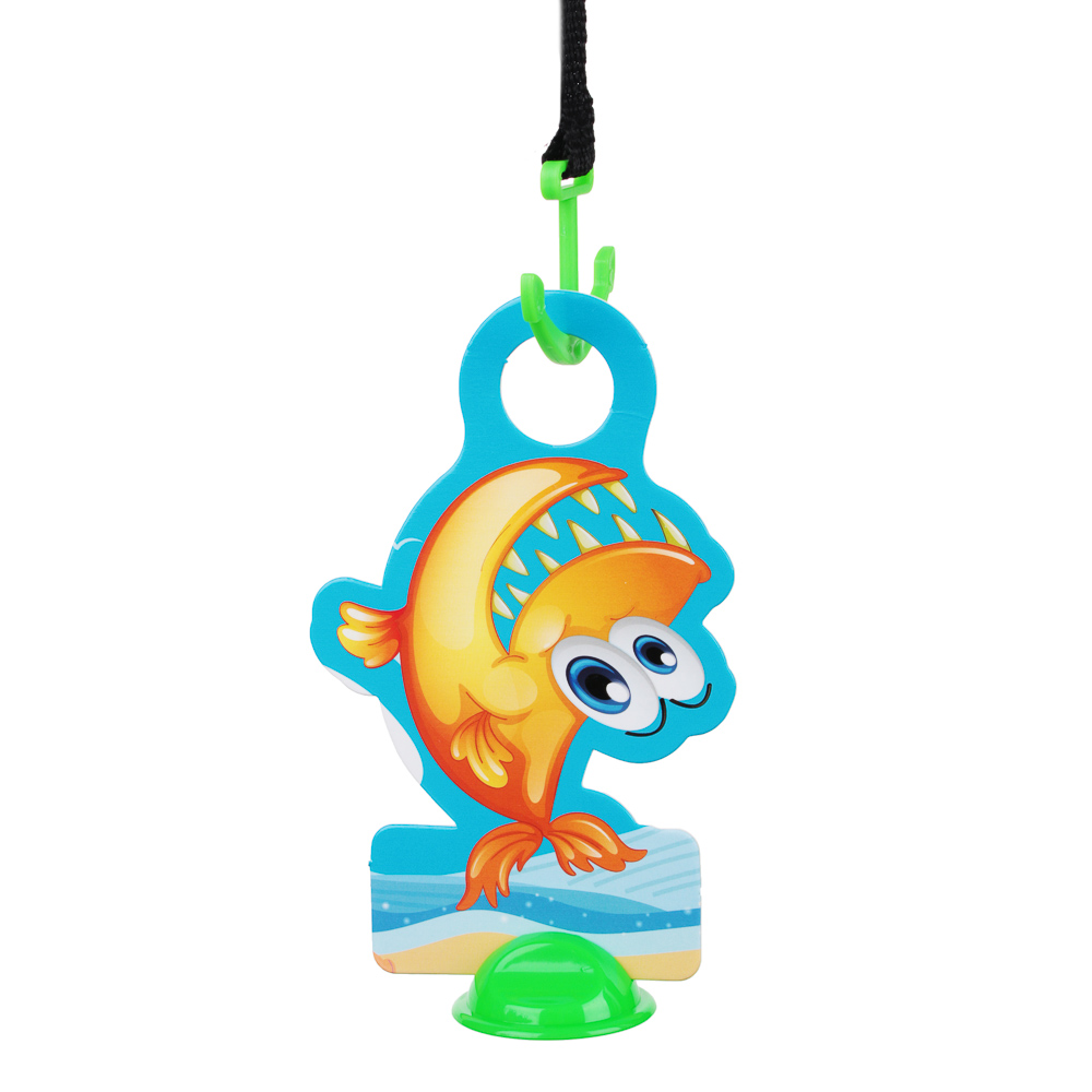 ИГРОЛЕНД Настольная игра на ловкость и меткость, PP, PS, бумага, картон, резина, 22х21х5,5см, 4 диз