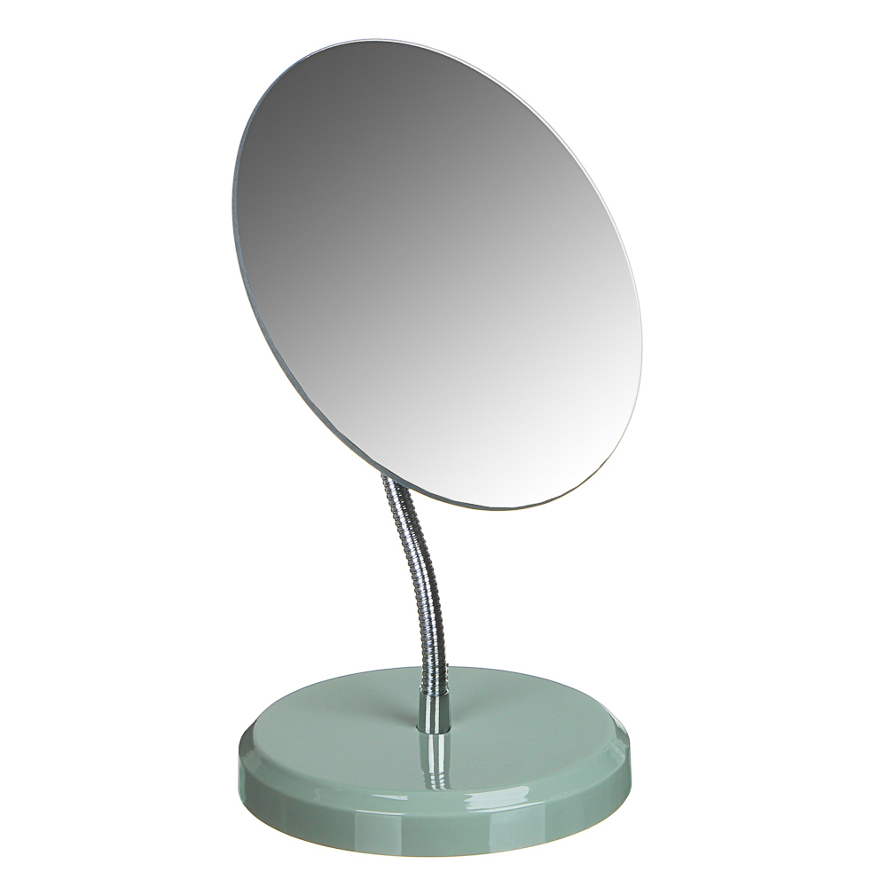 Зеркало настольное ЮниLook, 24х15 см, 3 цвета