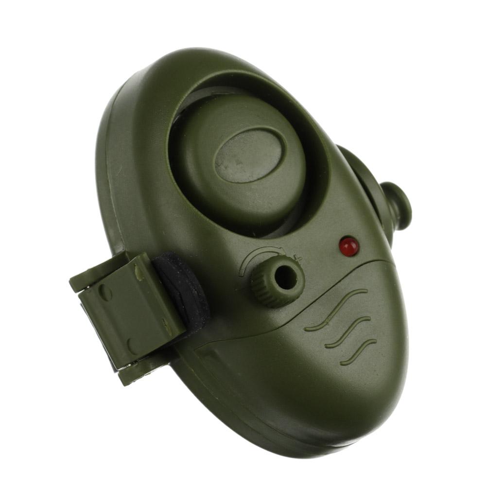 Сигнализатор поклевки звуковой, с универсальным креплением на удилище