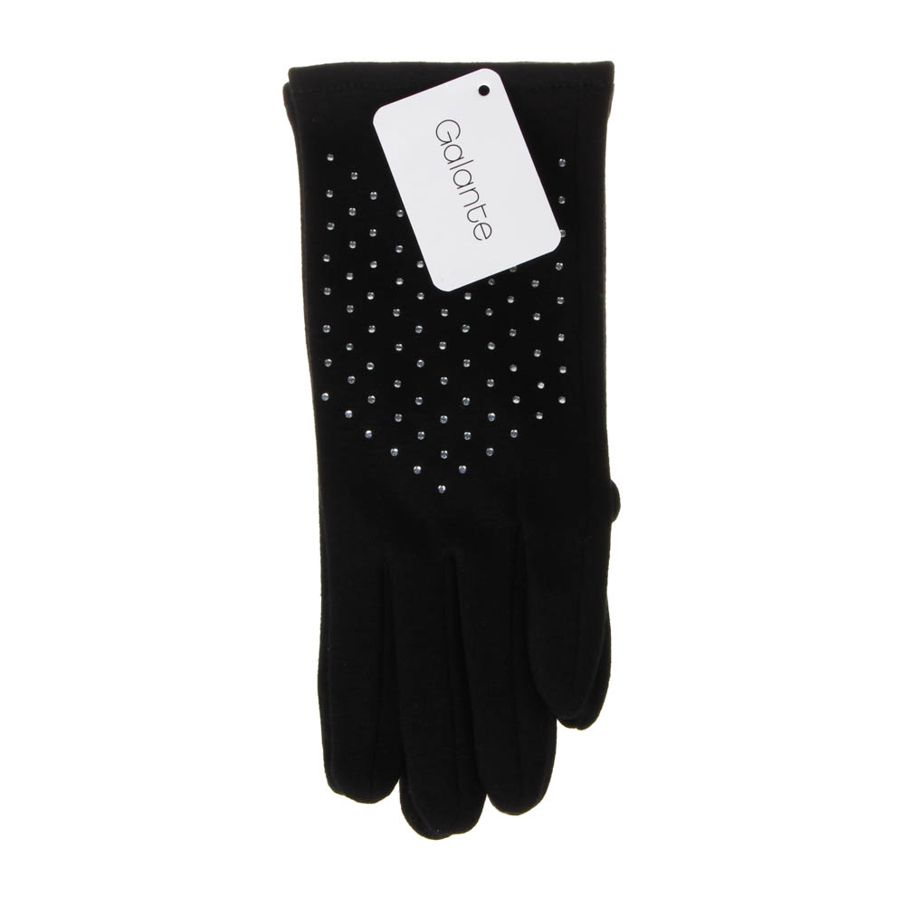 GALANTE Перчатки женские контактные, р 18-20, 6 дизайнов, ОЗ21-09