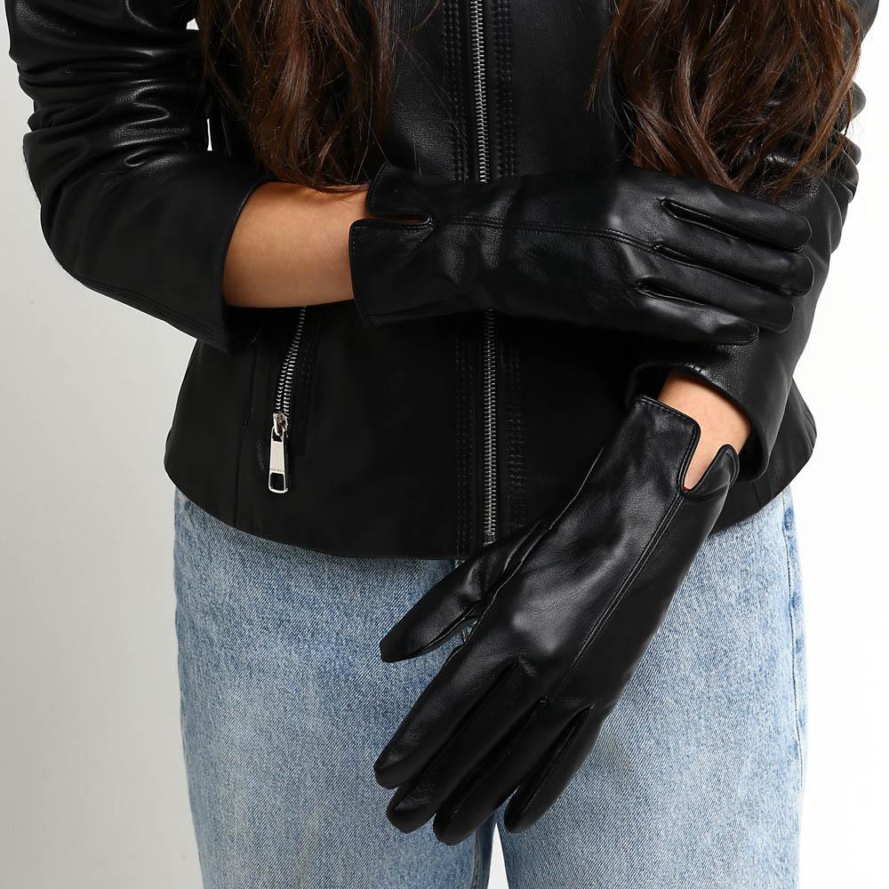 GALANTE Перчатки женские контактные, р 19-20, 3 дизайна, ОЗ21-14