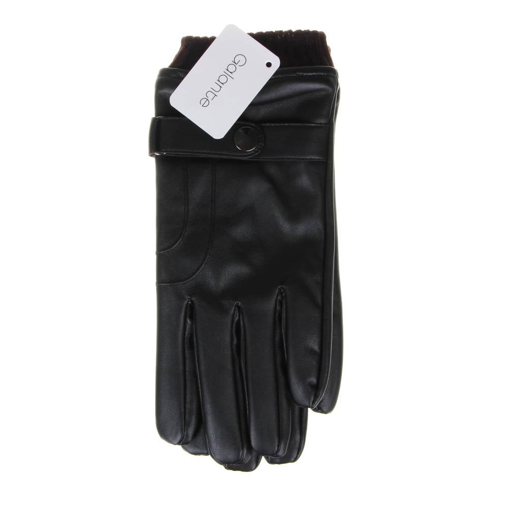 GALANTE Перчатки мужские контактные, утепленные, р 20-22, 2 дизайна, ОЗ21-16