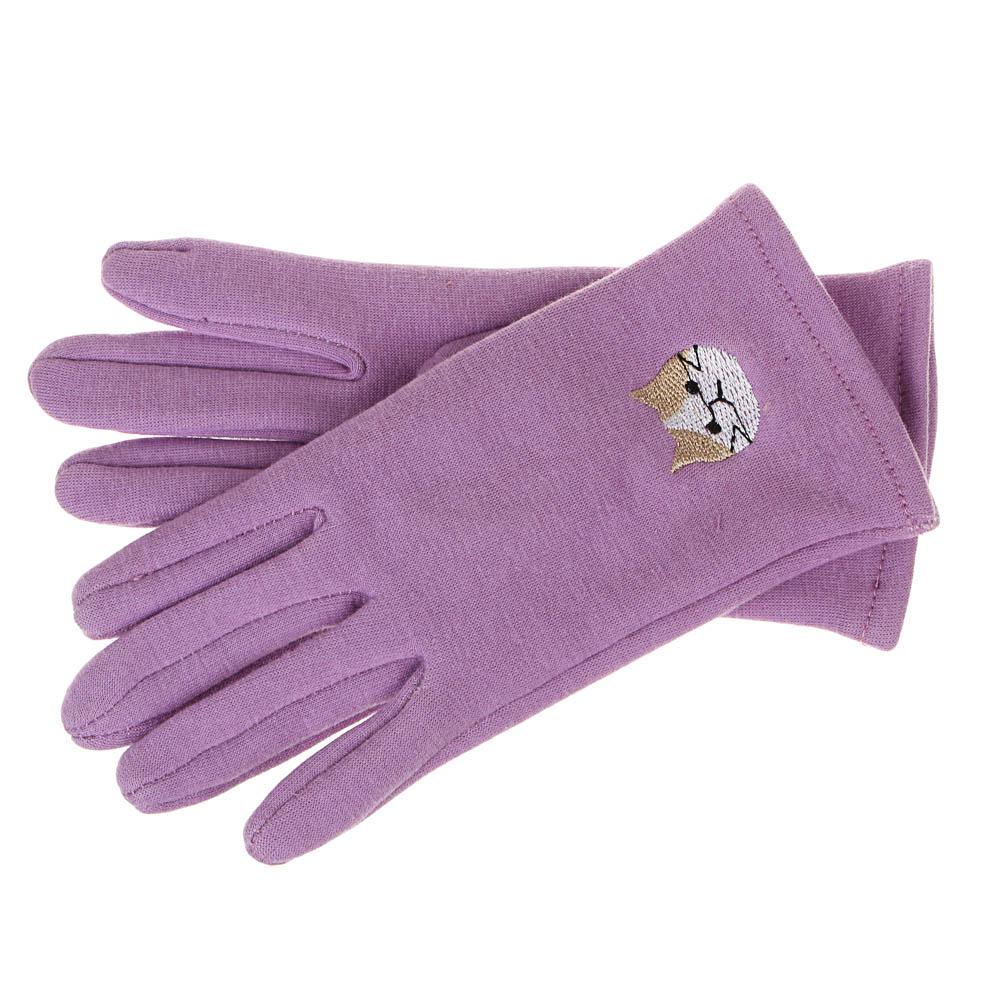 GALANTE Перчатки детские, р 16-18, 3 дизайна, ОЗ21-31