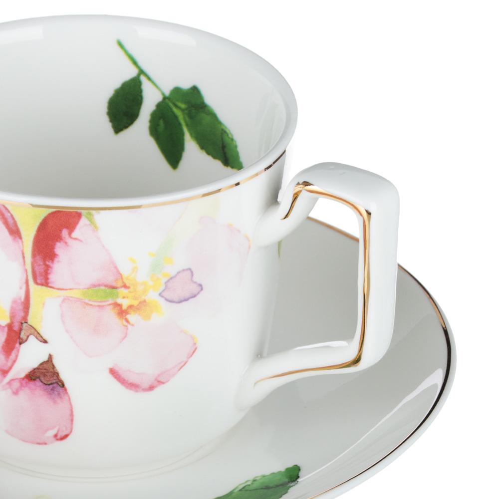 MILLIMI Акварель Набор чайный 4 пр., 260мл, 15см, костяной фарфор