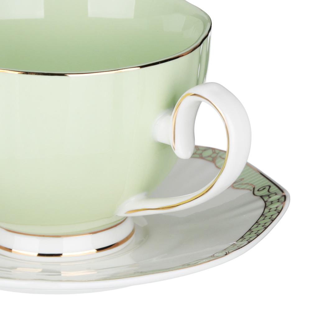 MILLIMI Мираж Набор чайный 2 пр., 260мл, 14см, костяной фарфор, 4 цвета