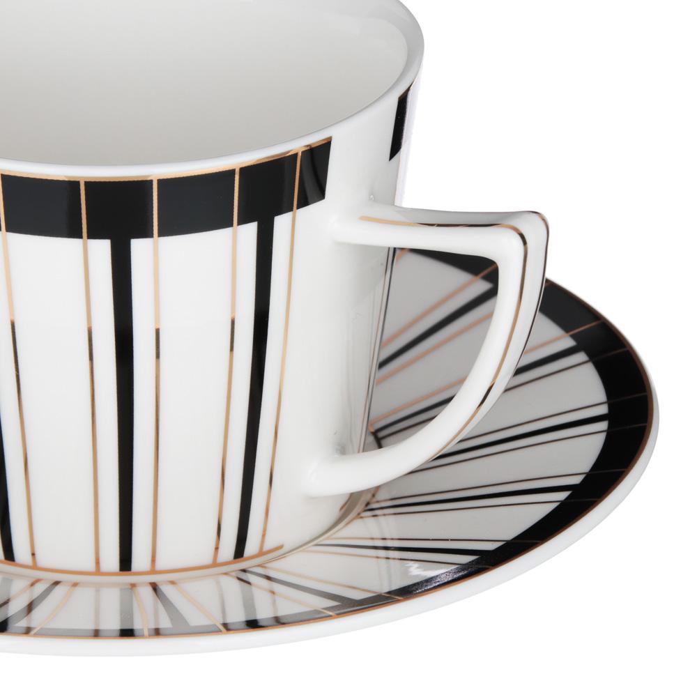 MILLIMI Король Артур Набор чайный 2 пр., 250мл, 15см, костяной фарфор, 2 дизайна