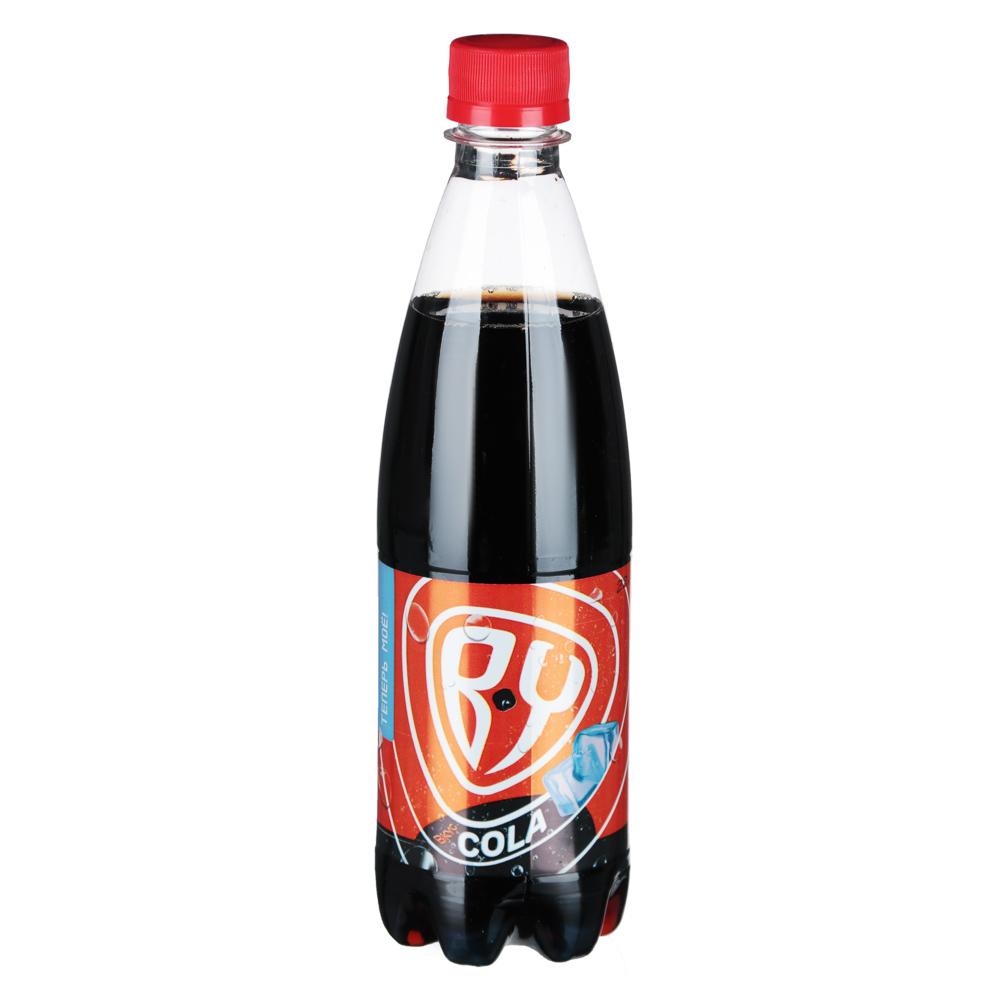 Вода газированная BY вкус Cola 0,5 л