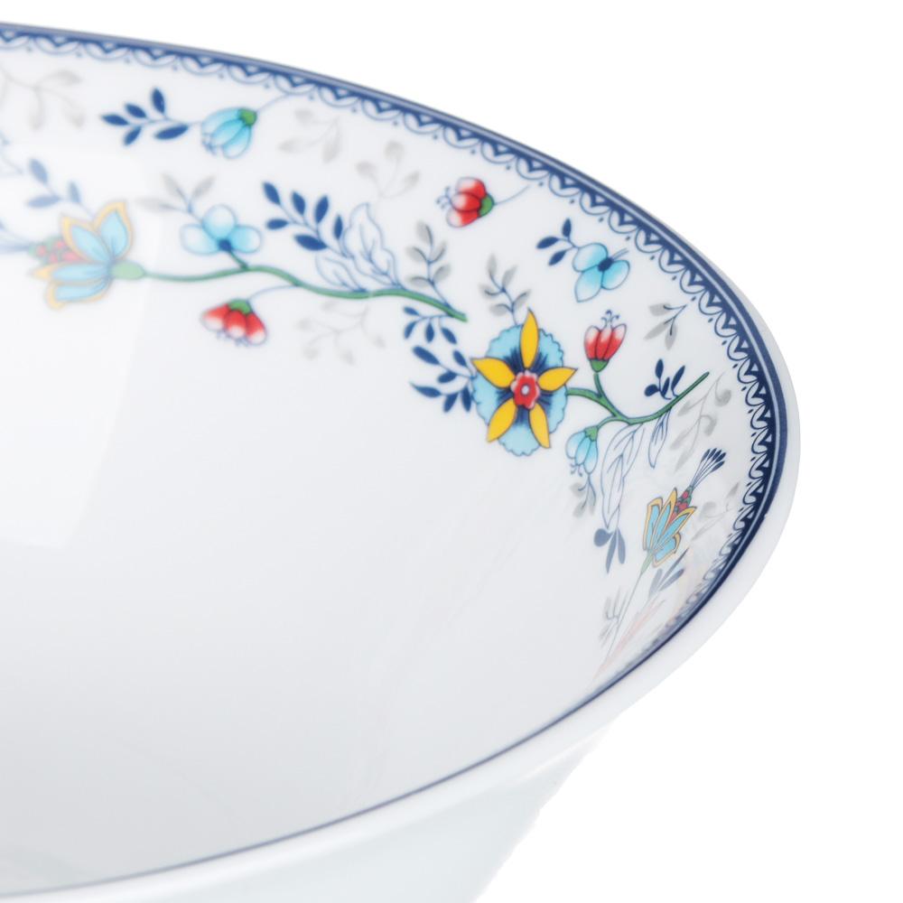 MILLIMI Виола Салатник опаловое стекло 16,5см, 21001