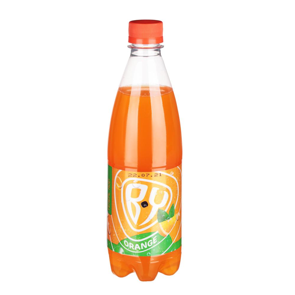 Вода газированная BY вкус Оранж 0,5 л