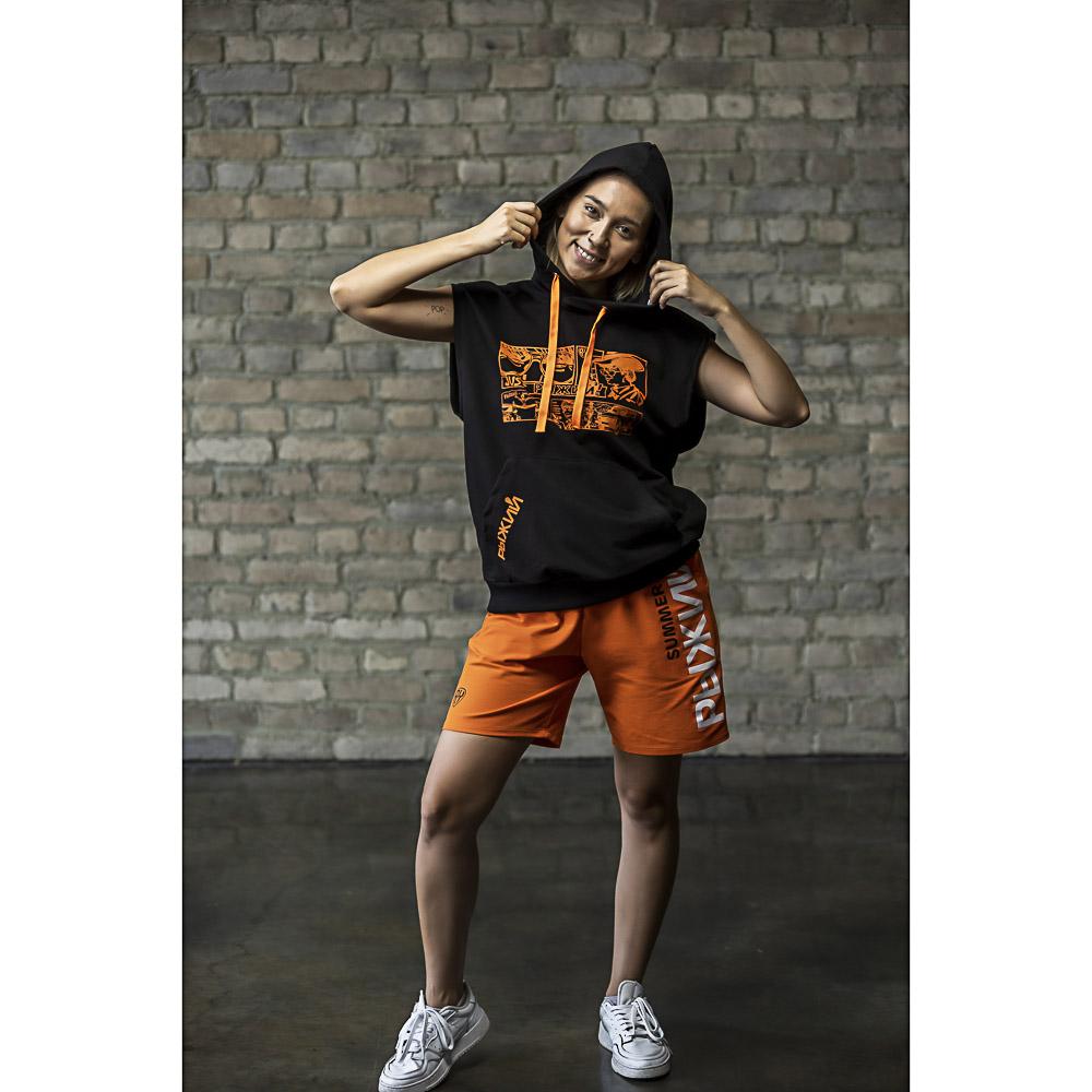 BY Футболка женская без рукава R-Style, хлопок 100%, р-р XS-XL, 3 дизайна