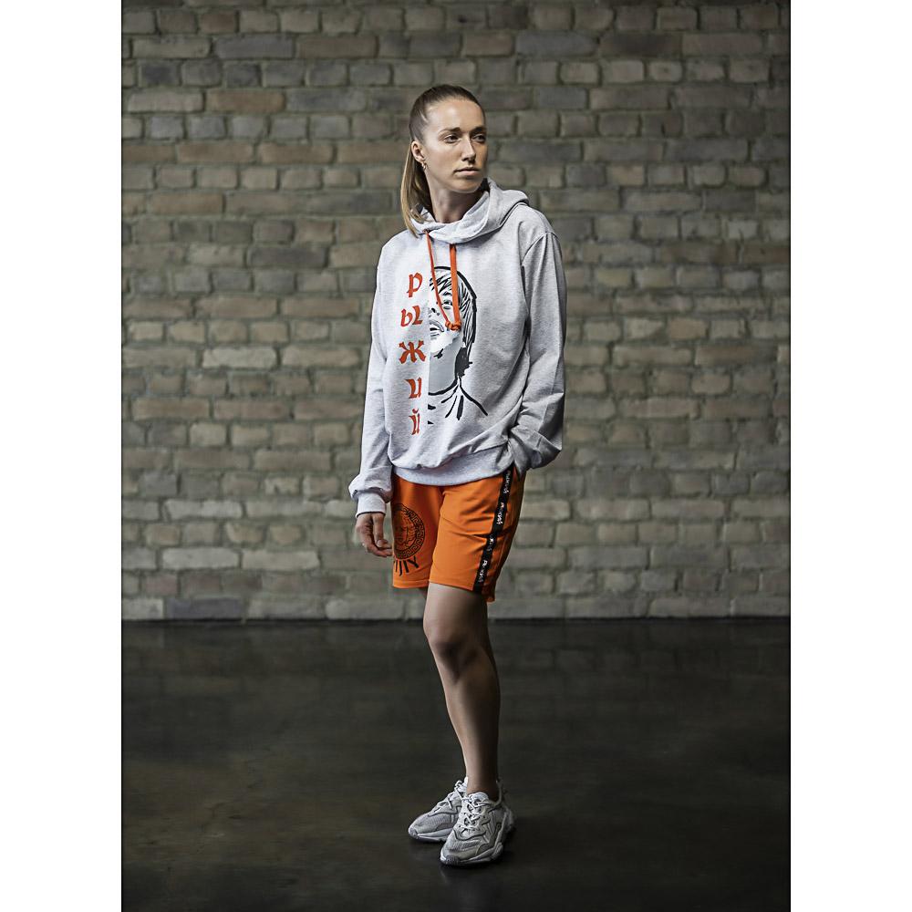 BY Толстовка женская Teaser, хлопок, р-р XS-XL, 3 дизайна
