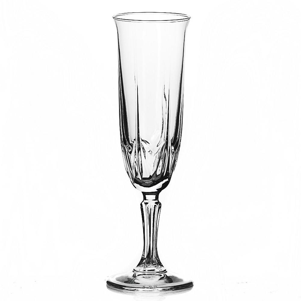 """PASABAHCE Набор бокалов 6шт для шампанского """"Karat"""", 163мл, 440146B"""