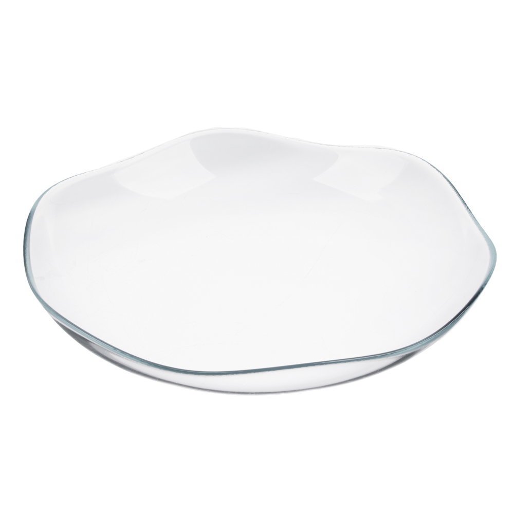 PASABAHCE Блюдо круглое ТОСКАНА d=303мм h=53мм, стекло, 10596B