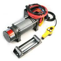 Лебедка электрическая GEW9000, 4080 кг 12v