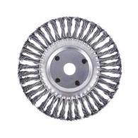 Щетка металл. для УШМ200мм/22мм, крученая, дисковая