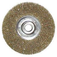 Щетка металл. для УШМ 175мм/22мм, плоская