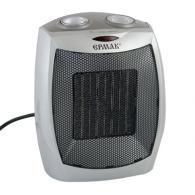 ЕРМАК Тепловентилятор с керам. нагр. эл. ТВК-1500 (750/1500 Вт)
