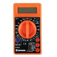 Мультиметр цифровой DT-832