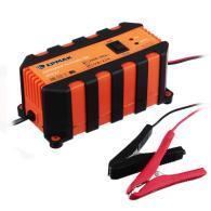 Зарядное устройство импульсное, автомат, 2.7 A, 6В/12В, пластиковый корпус,