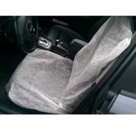 Антигрязь Чехол на сиденье автомобиля одноразовый, спанбонд, 150х50см
