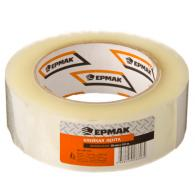 ЕРМАК Клейкая лента прозрачная 38мм x 141м