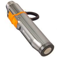 Фонарь ручной с функцией зарядника 1miniUSB/2USB 1LED 3Вт, 13,6x2,2см, без.аккум...