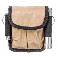 Набор походный: многофункц. инструмент, свисток, фонарик 1LED пит.1ААА, сумке на...