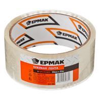 ЕРМАК Клейкая лента прозрачная 38мм x 30м