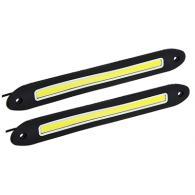 Дневные ходовые огни NEW GALAXY, LED 80шт, гибкий резин. корп., 255мм, 12V, белы...
