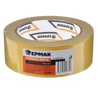 ЕРМАК Клейкая лента двухсторонняя 38мм х 25м, (полипропилен, инд.упаковка)