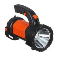ЧИНГИСХАН Фонарь прожектор, 1 LED + 1 COB, 3Вт + 3Вт, аккумулятор 2400мАч, USB, ...