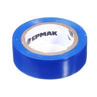 Изолента, 19 мм-9 м, синяя,