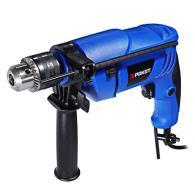 РОКОТ Дрель ударная электр ДУ-500, 500Вт, 13мм, 0- 3000 об/мин, рег. скорости, р...