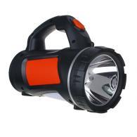 ЧИНГИСХАН Фонарь прожектор, SS-5805, 1 LED, 1 СОВ, 3 Вт, 17х11см, 4 режима, 1000...