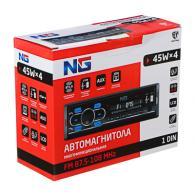 NG Автомагнитола, пиковая мощность-45Вт, 4 канала, USB-FLASH порт, беспроводное ...