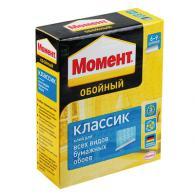 """Клей обойный """"Момент Классик"""", 200г (все виды бумажных обоев)"""