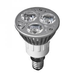 FORZA Лампа светодиодная высокомощная, цоколь Е14, 3 Вт LED, 3Вт, 3500K, 220В, ресурс 30 000 ч.