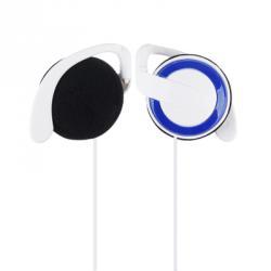 FORZA Наушники с креплением за ушами, 120см, 96±3dB, 3.5мм, 16Ом, пластик, 3 цвета