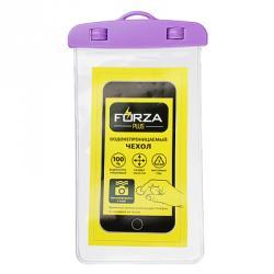 Чехол для телефона водонепроницаемый на шнурке 10х20 см, ПВХ, 6 цветов