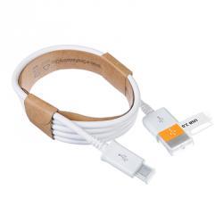 FORZA Шнур для зарядки, ЭТАЛОН, micro USB, 1М, 2A