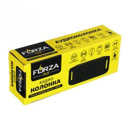 FORZA Аудио-колонка беспроводная, софт-тач, 13х5,5х3,6 см, 300 мАч, 5 цв.