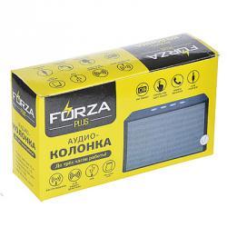 FORZA Аудио-колонка беспроводная, 11,5x4,5x7,5см, софт-тач, 300мач, 2 цвета