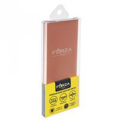 FORZA Аккумулятор мобильный, тонкий, 3000 мАч, 5V.1A, microUSB, металл, 5 цветов