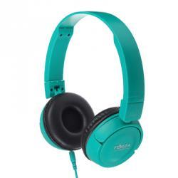 FORZA Наушники с микрофоном полноразмерные, 1.2м, 2 цвета, пластик