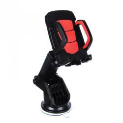 Держатель телефона на присоске, телескопический, раздвижной, от 5,5 до 8см