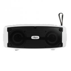FORZA Беспроводная колонка, подсветка, прорезиненная, 18.5см,1200мАч, USB, microSD,AUX
