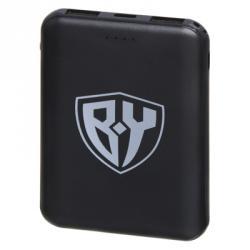 Аккумулятор мобильный , 5000мАч, 2 USB, 2A, 2 дизайна